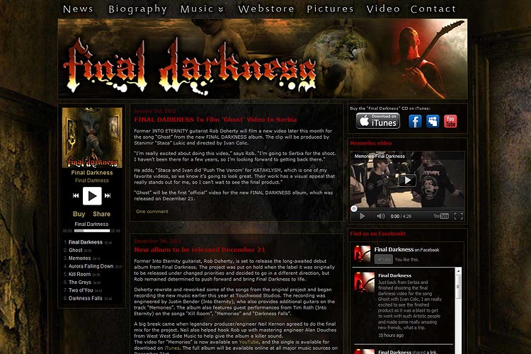 Final Darkness